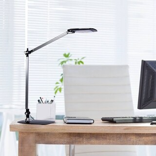 Tensor Weston 20276-000 Wireless Wave LED Desk Lamp