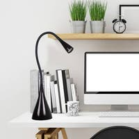 Tensor 19983-000 3-Step Touch Dimmable LED Desk Lamp