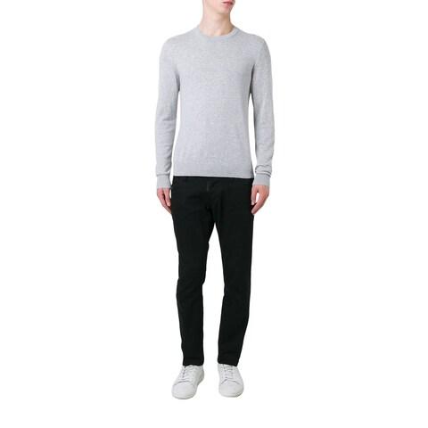 Burberry Grey Richmond Cashmere Sweater 2XL