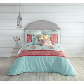 Jessica Simpson Ellie Cotton 3-piece Comforter Set