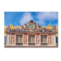 Cora Niele 'Palace Of Versailles II' Canvas Art