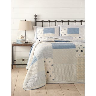 Jessica Simpson America Cotton Quilt (Shams Sold Separately)