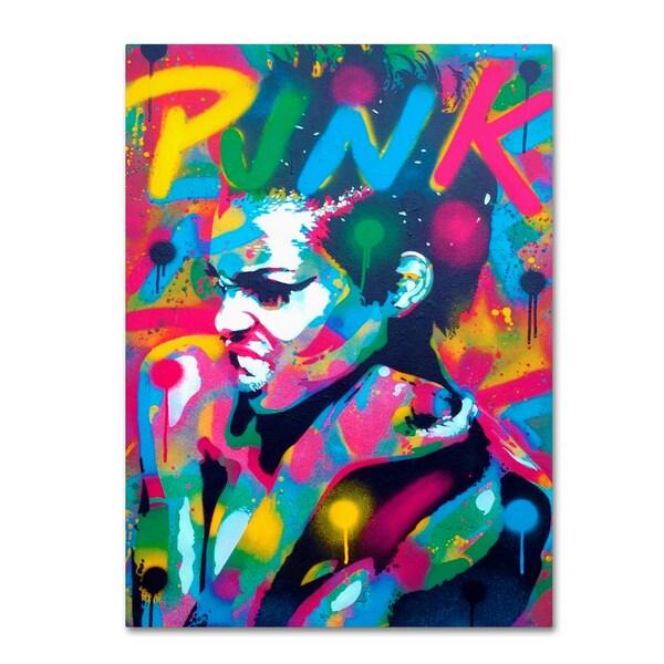 Shop Abstract Graffiti Punk Canvas Art Ships To Canada