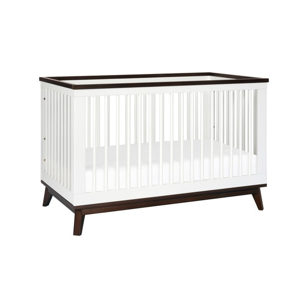 Scoot 3-in-1 Crib with Toddler Conversion Kit