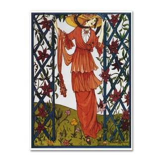 Vintage Lavoie '1913' Canvas Art