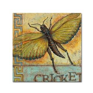 Rachel Paxton 'Cricket' Canvas Art