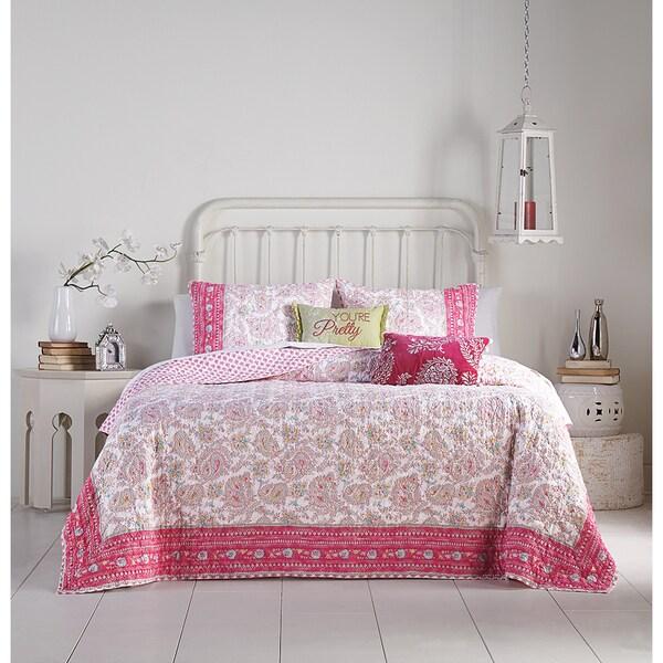 Jessica Simpson Noni Cotton Quilt (Shams Sold Separately)