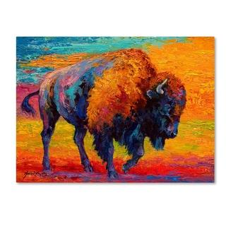 Marion Rose 'Spirit Of The Prairie' Canvas Art