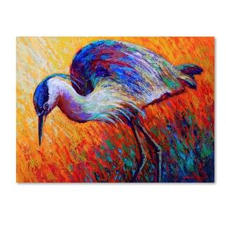 Marion Rose 'Bird Of Dreams' Canvas Art