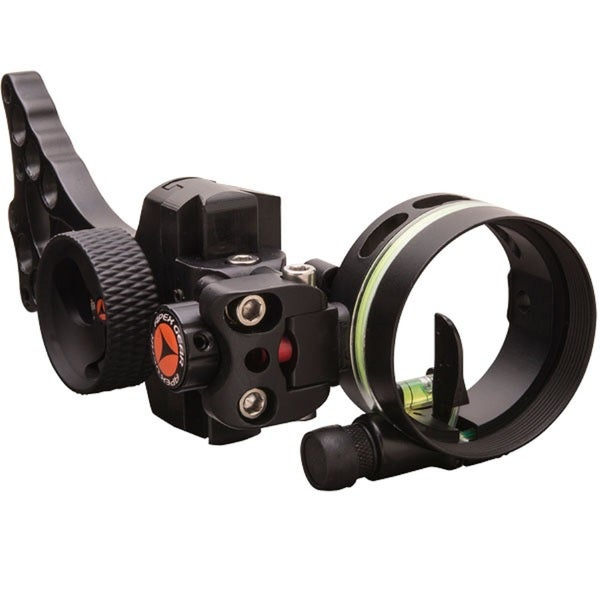 Apex Gear Covert Single Pin Archery Sight with Versa-Pin