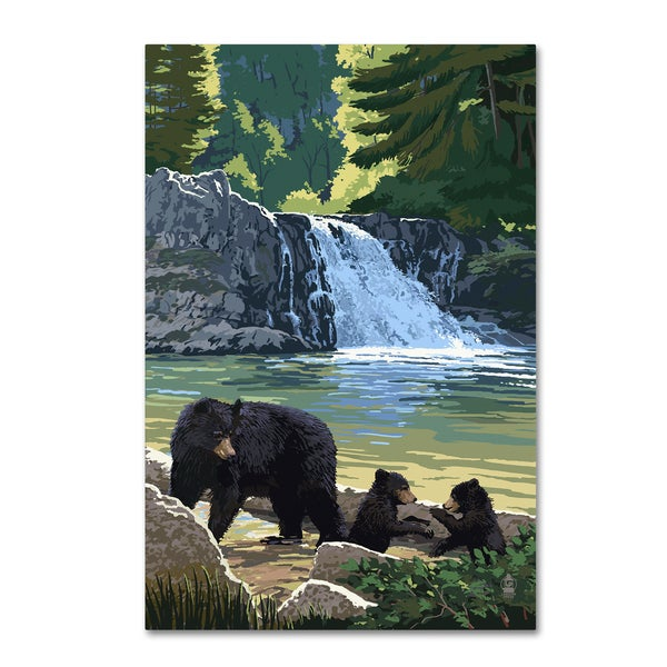 Lantern Press 'Animal 32' Canvas Art