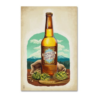 Lantern Press 'Food And Drink 8' Canvas Art