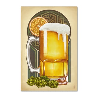 Lantern Press 'Food And Drink 4' Canvas Art