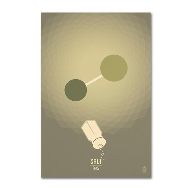 Lantern Press 'Travel Poster 133' Canvas Art