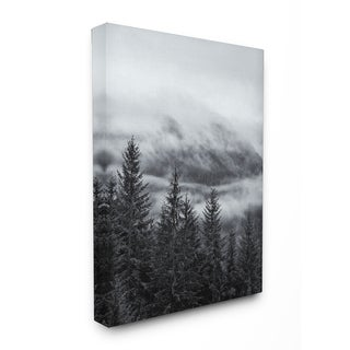 Link to Snowy Mountain Pine Photograph Stretched Canvas Wall Art Similar Items in Art Prints