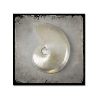 LightBoxJournal 'Golden Sea 1' Canvas Art
