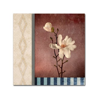 LightBoxJournal 'Magnolia Diamond 2' Canvas Art