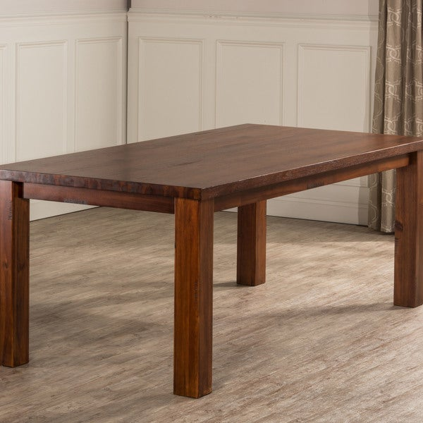 Hillsdale Furniture Outback Chestnut Dining Table