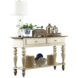 Hillsdale Furniture White Pine Island