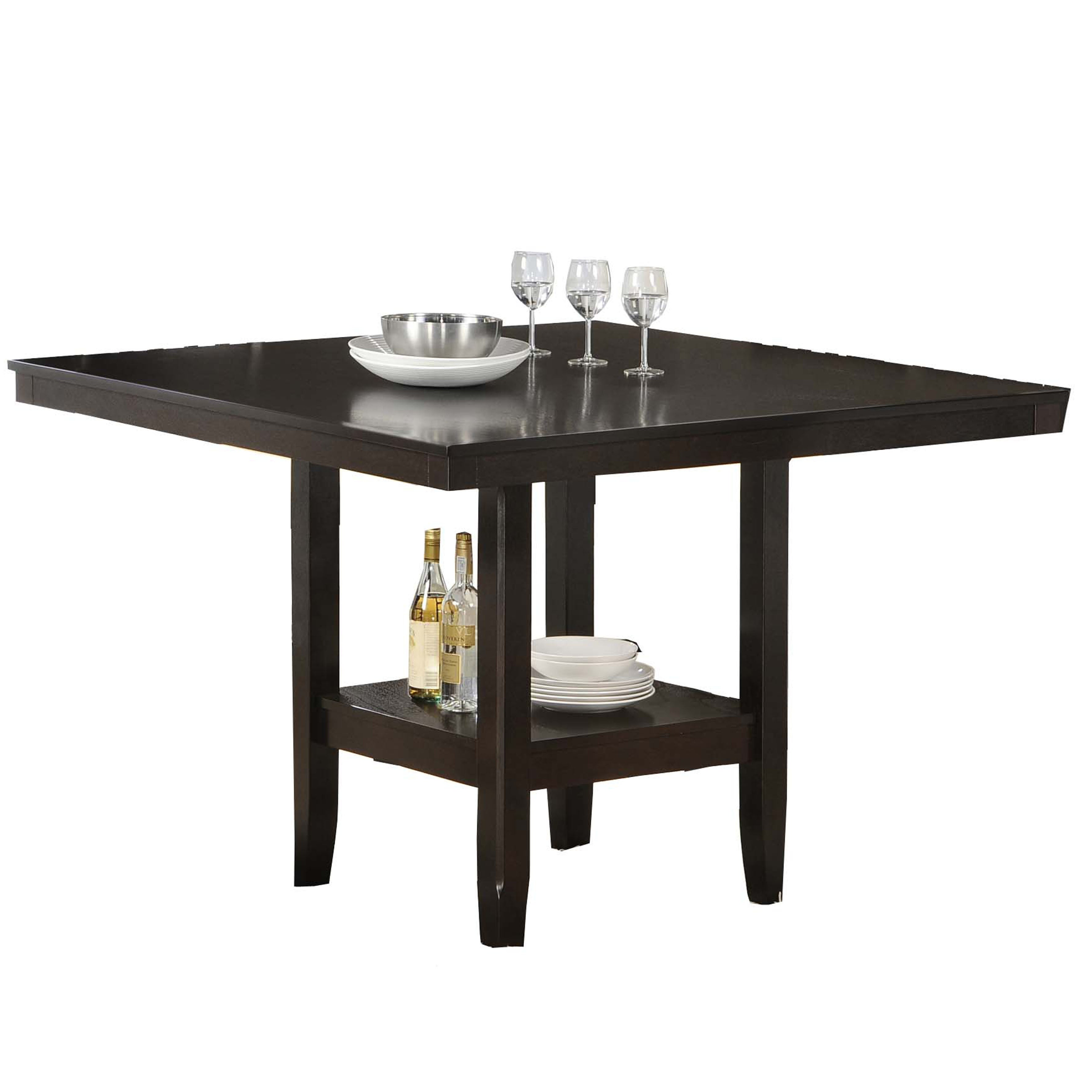 Hillsdale Furniture Tabacon Counter Height Table in Cappu...