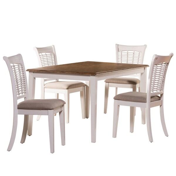 Hillsdale Furniture Bennington 5pc Dining Room Set In: Shop Hillsdale Furniture Bayberry/Embassy 5 Piece