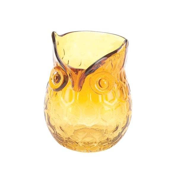Koehler Home Decor: Shop Koehler Home Decor Amber Pop Owl Vase