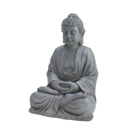 Koehler home decor Meditating Buddha Statue