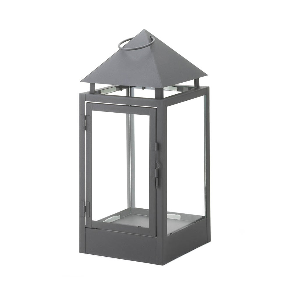 Koehler Home Decor Indoor Large Pinnacle Lantern (Lantern...