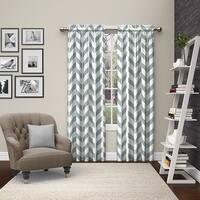 Pairs to Go Dewitt Rod Pocket Curtain Panel Pair