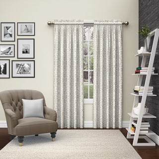 Pairs to Go Pinkney Rod Pocket Curtain Panel Pair