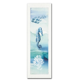 Lisa Audit 'Sea Life VII' Canvas Art