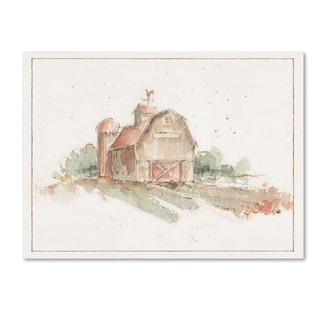Lisa Audit 'Farm Friends XV' Canvas Art