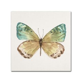 Lisa Audit 'Colorful Breeze XIV' Canvas Art