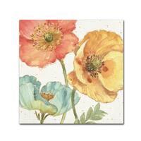 Lisa Audit 'Spring Softies III' Canvas Art