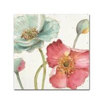 Lisa Audit 'Spring Softies II' Canvas Art