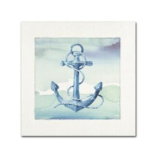 Lisa Audit 'Sea Life II' Canvas Art