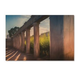 Erik Brede 'Herculaneum' Canvas Art