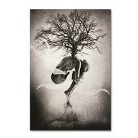 Erik Brede 'Tree of Life' Canvas Art