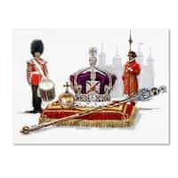 The Macneil Studio 'Crown Jewels' Canvas Art