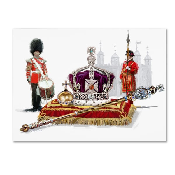 The Macneil Studio 'Crown Jewels' Canvas Art