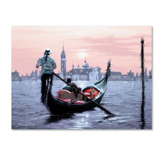 The Macneil Studio 'Venice' Canvas Art