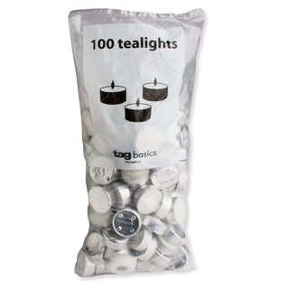 TAG Tealight Candle Set Of 100