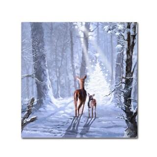 The Macneil Studio 'Christmas Magic' Canvas Art