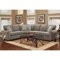 Harris Contemporary Sectional Sofa
