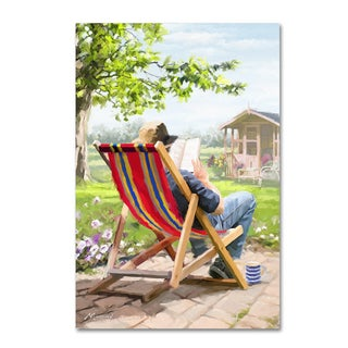 The Macneil Studio 'Deck Chair' Canvas Art