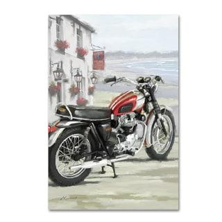 The Macneil Studio 'Motorbike' Canvas Art