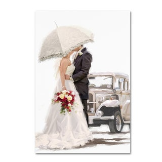 The Macneil Studio 'Wedding Car' Canvas Art