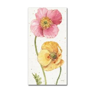 Lisa Audit 'Spring Softies IV' Canvas Art