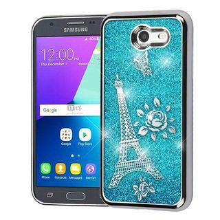 Shop Insten Hard Snap On Chrome Case Cover For Samsung