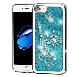 Insten Hard Snap-on Chrome Case Cover For Apple iPhone 7